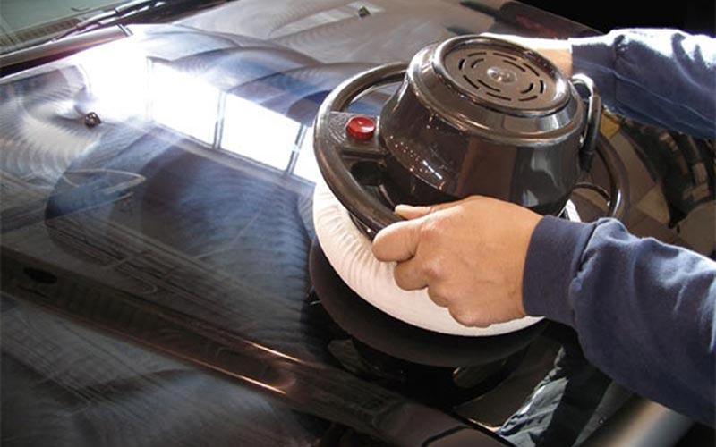 обработка авто тефлоном